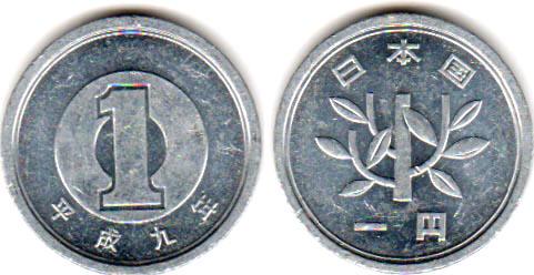 Kết quả hình ảnh cho 1 yen