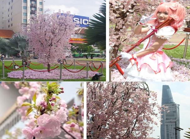 Lễ hội Mùa Xuân Việt – Nhật năm 2014