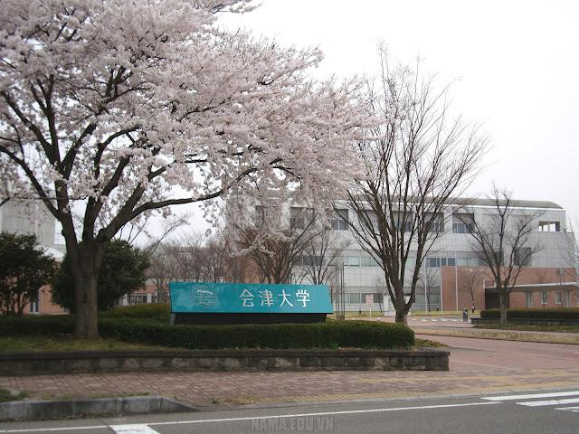 Trường Đại Học Aizu Nhật Bản