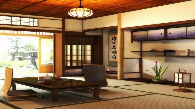 Trà thất – không gian kiến trúc Nhật Bản đặc biệt của trà đạo