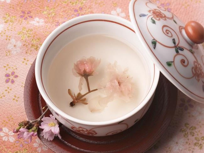 Hoa anh đào – nguyên liệu thú vị nhất của ẩm thực Nhật Bản