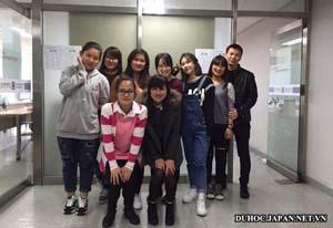 Cộng đồng du học sinh Việt Nam tại Nhật Bản