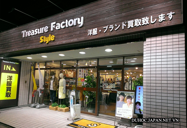 Giảm thiểu chi phí với 8 chuỗi cửa hàng đồ cũ NGON- BỔ- RẺ tại Nhật