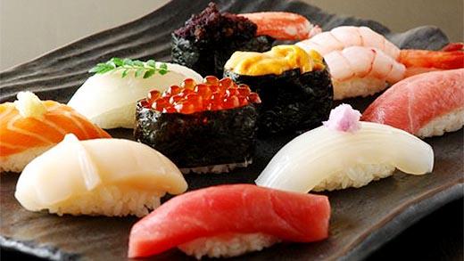 Sushi – nghệ thuật ẩm thực Nhật Bản