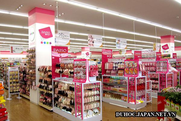 Chuỗi cửa hàng 100 Yen - Hướng dẫn mua sắm giảm giá tại Nhật Bản