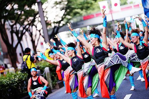Du lịch Nhật Bản tháng 6 - những lễ hội độc đáo không thể bỏ lỡ tại Nhật