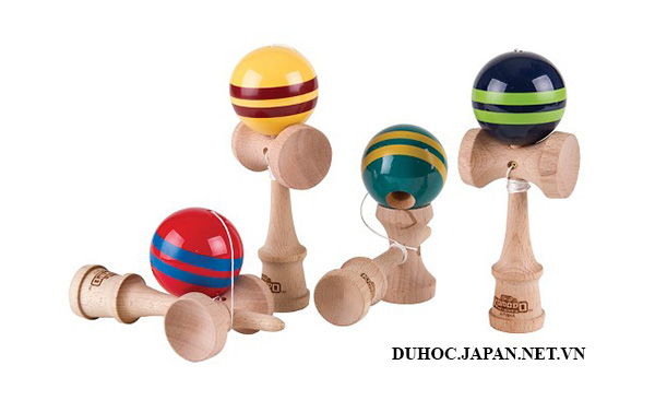 Sức hút của những trò chơi truyền thống của Nhật Bản