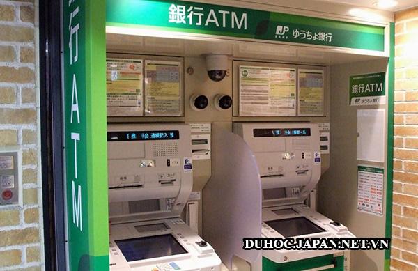 Không thể bỏ qua Top từ vưng sử dụng tại các cây ATM, ngân hàng tại Nhật