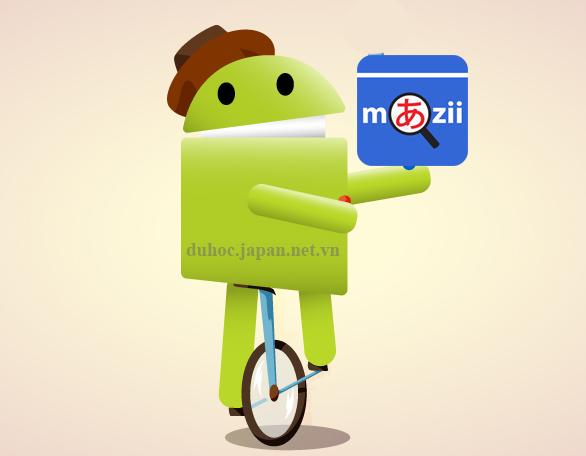 Hướng dẫn download và sử dụng ứng dụng học tiếng Nhật Mazii trên Android