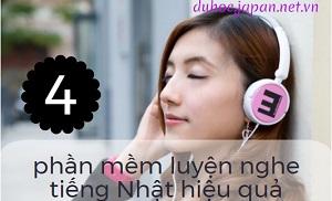 Mách bạn 4 phần mềm luyện nghe tiếng Nhật hiệu quả nhất trên điện thoại