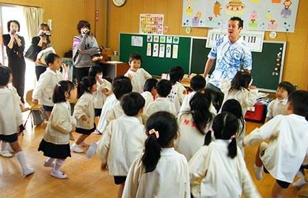 sự phát triển của giáo dục Nhật Bản